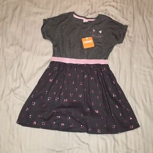 Adorable Gymboree Girls Cat Face Dress